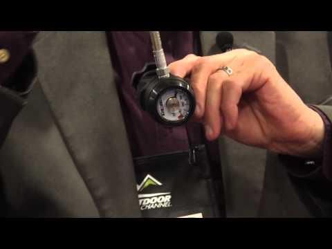 Video: Airgun Reporter - Shot Show 2013 - Episode #10 - AirForce Swingline K-Valve Fill System & Hose    Pyramyd Air