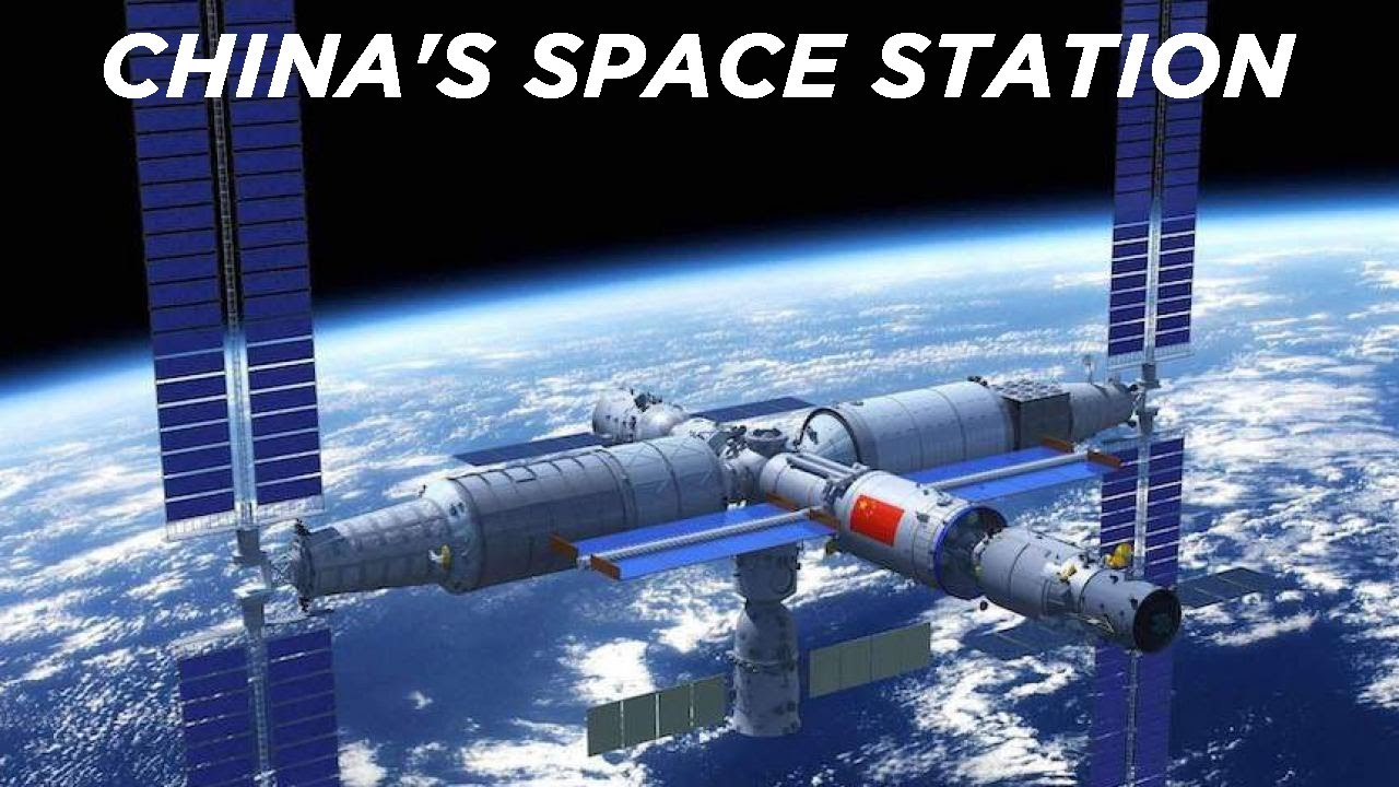 China's New Space Station