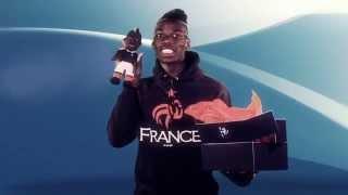 Les joueurs de l'Equipe de France vous présentent leurs poupluches