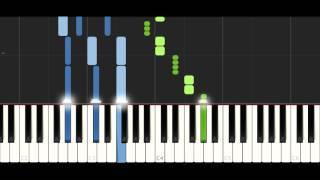 Zedd, Alessia Cara - Stay - PIANO TUTORIAL