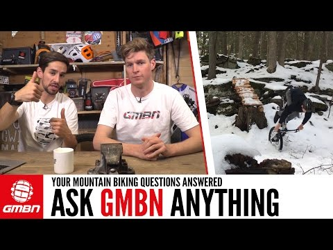 How To Look After Your Suspension Fork   Ask GMBN Anything About Mountain Biking