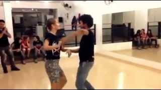 Kleo di Santys & Debora Gass -Improviso Bachata