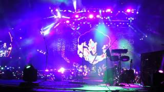 "Coldplay - ""Paradise + Tiësto Remix"" Live Mexico City, Foro Sol (Abril 16, 2016)"