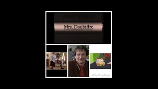 Mrs. Doubtfire Montage