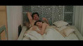 Amisha Patel In Bikini, Kissing Scene With Anil Kapoor In Bed width=