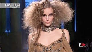 CHRISTIAN DIOR Fall 2010 Paris - Fashion Channel