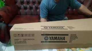 Yamaha Apx 500 II (unboxing)
