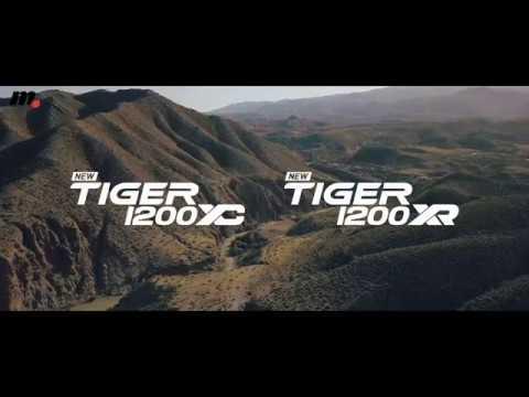 Triumph Tiger 1200 | Presentación / Primera Prueba / Test / Review en español | motos.net