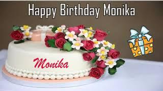 Happy Birthday Monika Image Wishes✔