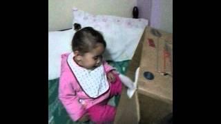 Crianca com bichinho