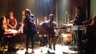 Tiago Lamy feat. Carolina Deslandes - Só Queria Saber De Ti (Live @ Funky LX Factory)