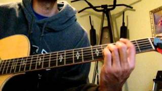 Fear  Not - Old school Worship song Acoustic Guitar