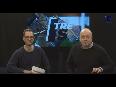 Tre S - V86 Solvalla Bergsåker 4/12-19