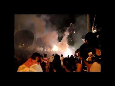 Fiestas Alborada en Leon 2012, Nicaragua