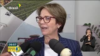 Ministra vai à Ásia buscar novos mercados para exportações de carne suína