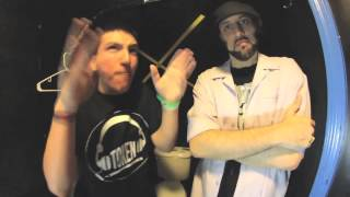 16 year old Rapper named TOKEN spits for R.A the Rugged Man