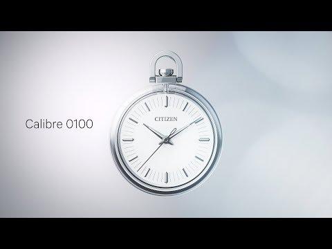 CITIZEN|Calibre 0100 Technology Movie