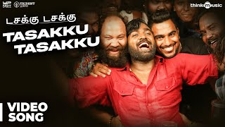 Vikram Vedha Songs | Tasakku Tasakku Video Song feat. Vijay Sethupathi | R. Madhavan | Sam C S width=