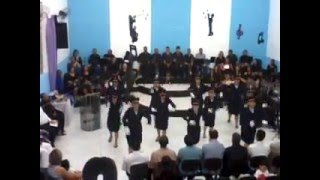 Sacrifício de louvor - Damaris - Grupo de Coreografia Alfa