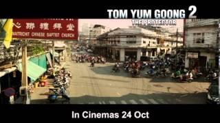 TOM YUM GOONG aka The Protector 2 Trailer