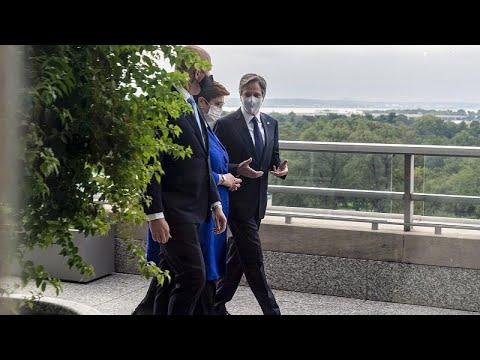 AUKUS program: Macron dühösen reagált