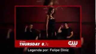 "The Vampire Diaries 5x17 Extended Promo ""Rescue Me""  (LEGENDADO)"
