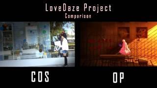 【 Comparison MV 】Daze ft. LoveLive!