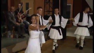 Πατινάδα της νύφης ΚΟΚΚΩΝΗΣ ΠΕΤΡΩΤΟ ΓΑΜΟΣ
