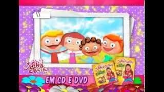 """Spot DVD """"Xana Toc Toc no seu Trolipop"""""""