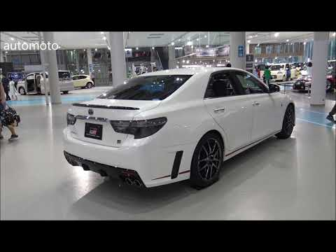 The new TOYOTA MARK X sport 2020