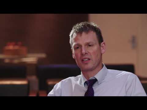 Prof. Chris Gorse, Leeds Beckett University on Lifetime Achievement Award