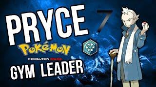 Hướng dẫn Pokemon Revolution Online - Johto Phần 7 - Gym 7 Pryce và Mahogany town
