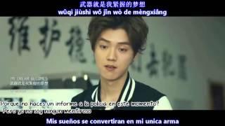 LUHAN (鹿晗) – MEDALS (勋章) MV [Sub Español + Pinyin + Rom] HD
