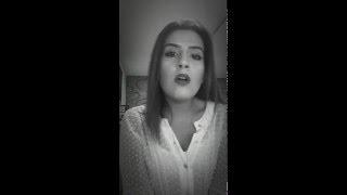 Dafina Zeqiri - Te ti (besjana januzaj Cover)