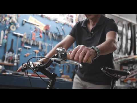 Shinola's newest bicycle, The Detroit Arrow