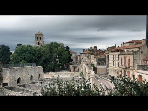 Good Morning from Arles