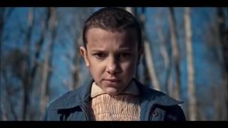 Eleven (Stranger Things) video ft. Control- Halsey