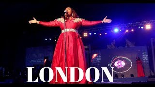 SINACH WAY MAKER UK TOUR 2018