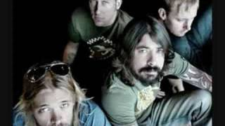 Statues-Foo Fighters with lyrics