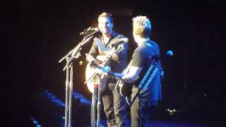 Nickelback - Hero/Back in black(ACDC cover)/When we stand together