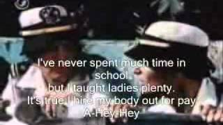 The Unknown Stuntman (Fall Guy)  - Karaoke.wmv