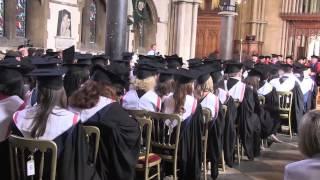 Graduation Video 2014 (Group 3)