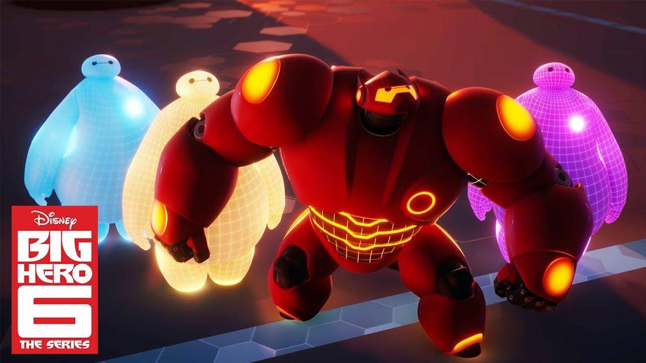 Big Hero 6 sắp gia nhập vũ trụ điện ảnh Marvel?