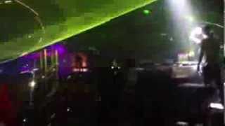 Ahzee @ DANCETINATION 2014 (backstage)