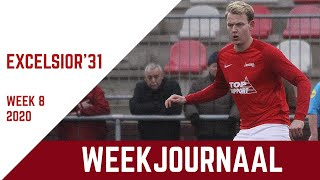 Screenshot van video Excelsior'31 weekjournaal - week 8 (2020)