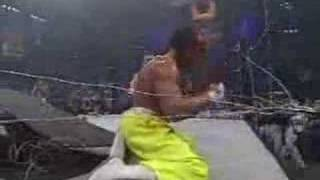 ECW  Legends :  THE BEST Sabu Tribute (2017)