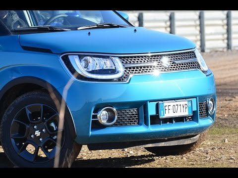 Suzuki IGNIS – Puro Stile Off-Road