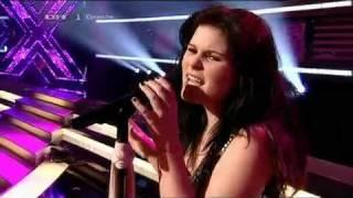 "[DK] X Factor 2010 Tine synger ""Sweet Child O' Mine"" (Guns N' Roses) Live 3"