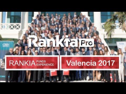 III Edición de Rankia Funds Experience Valencia, 26 de Octubre 2017