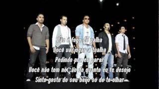 Sorriso Maroto -  Se Eu Te Pego, Te Envergo  (Ensaio DVD 2012)